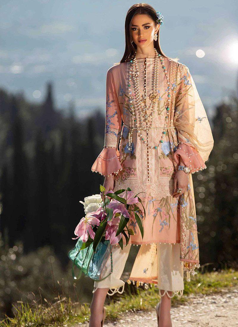 Sana Safinaz Luxury Lawn Collection