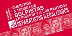 Queremos a los golpistas en prisión y al separatismo ilegalizado