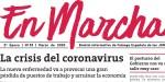 La Crisis del Coronavirus en el Boletín En Marcha de marzo