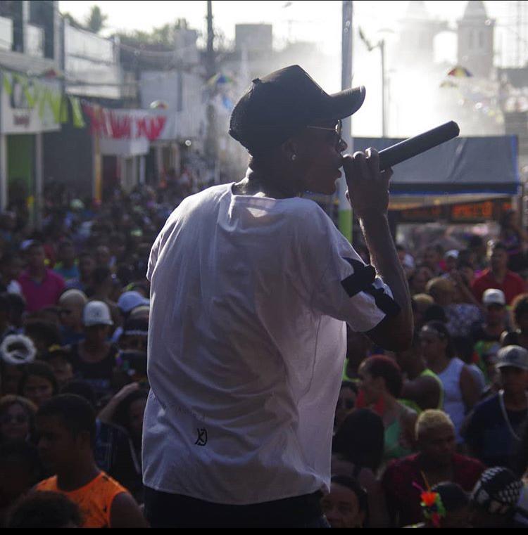Cha de Alegria - Carnaval 2020