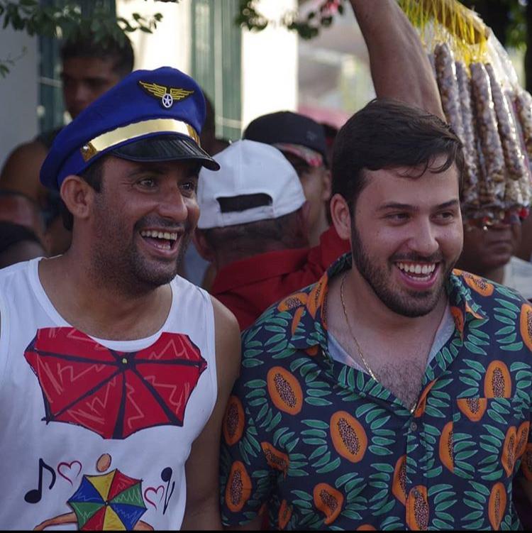 Cha de Alegria - Carnaval Tarcisio e Aglaison