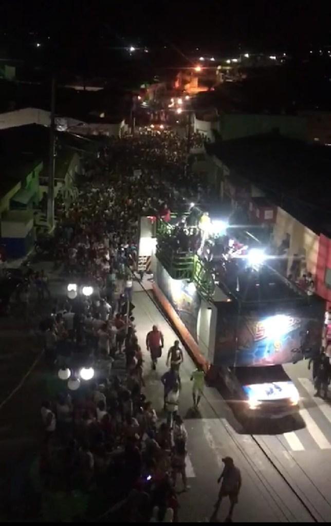 Cha de Alegria - Carnaval 2020 - Encerramento