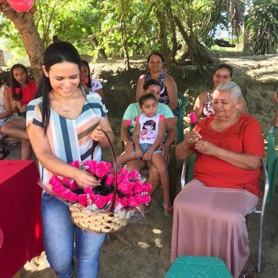 Palmares - Millena Melo - Dia da Mulher