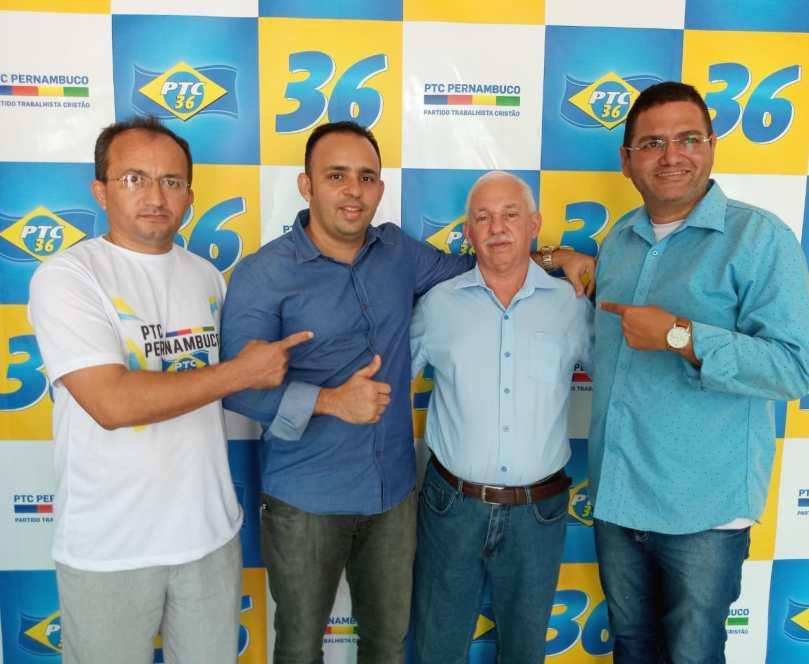 Pesqueira - Joao Eudes, Jefferson Alcoforado - Encontro PTC