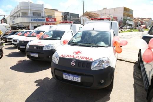 Serra Talhada - Entrega ambulancias3