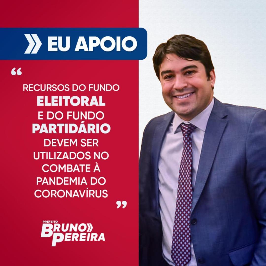 SLM - Bruno Pereira - Fundo Eleitoral