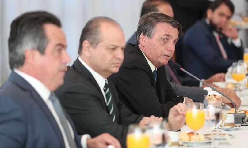 Agencia Brasil - Bolsonaro