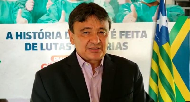 Wellington Dias decreta toque de recolher e lockdown aos finais de semana no Piauí