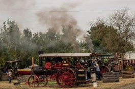 Brooks Oregon Antique Powerland Steam Up - Love doing this every year!