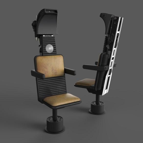 Nav Seat
