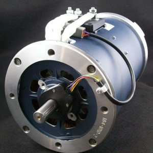 HPEVS AC-50 Motor Package