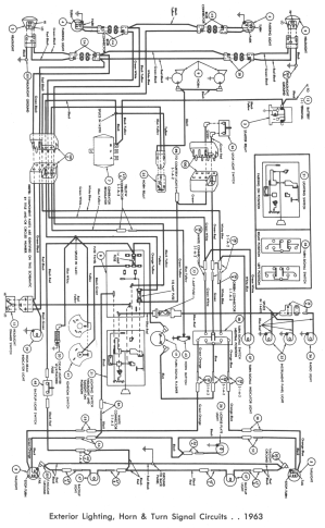 Falcon Wiring Diagrams