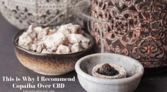 Copaiba essential oil vs. CBD