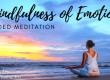 Guided Meditation: Mindfulness of Emotions
