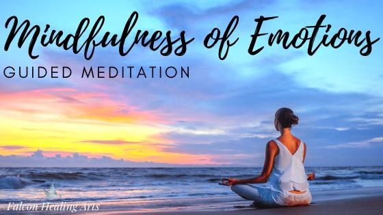 mindfulness meditation emotions