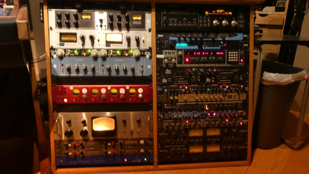 Studio A – Falcon Recording Studios