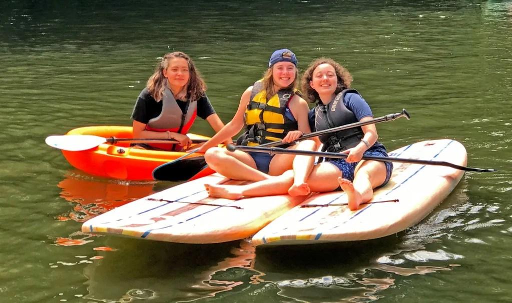 Junior Senior Trip to Camp Caraway 2021