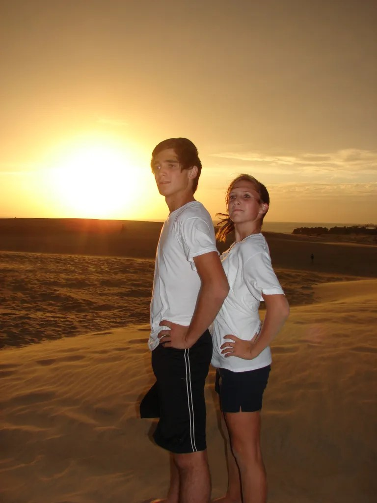 Sophomore Class Trip to Outer Banks 2008