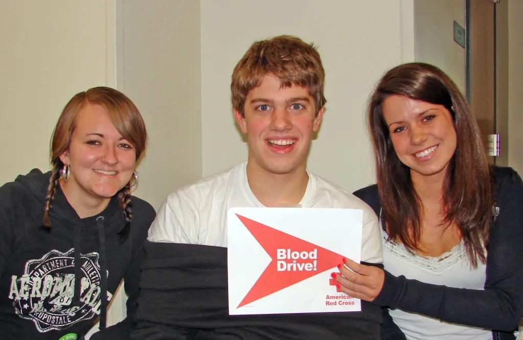 2011 ONVO Blood Drive