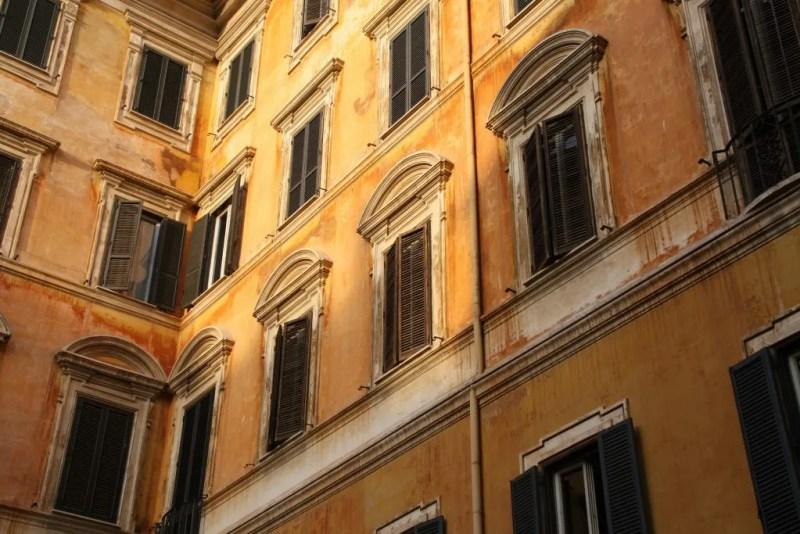 Ristrutturazione infissi in edifici storici