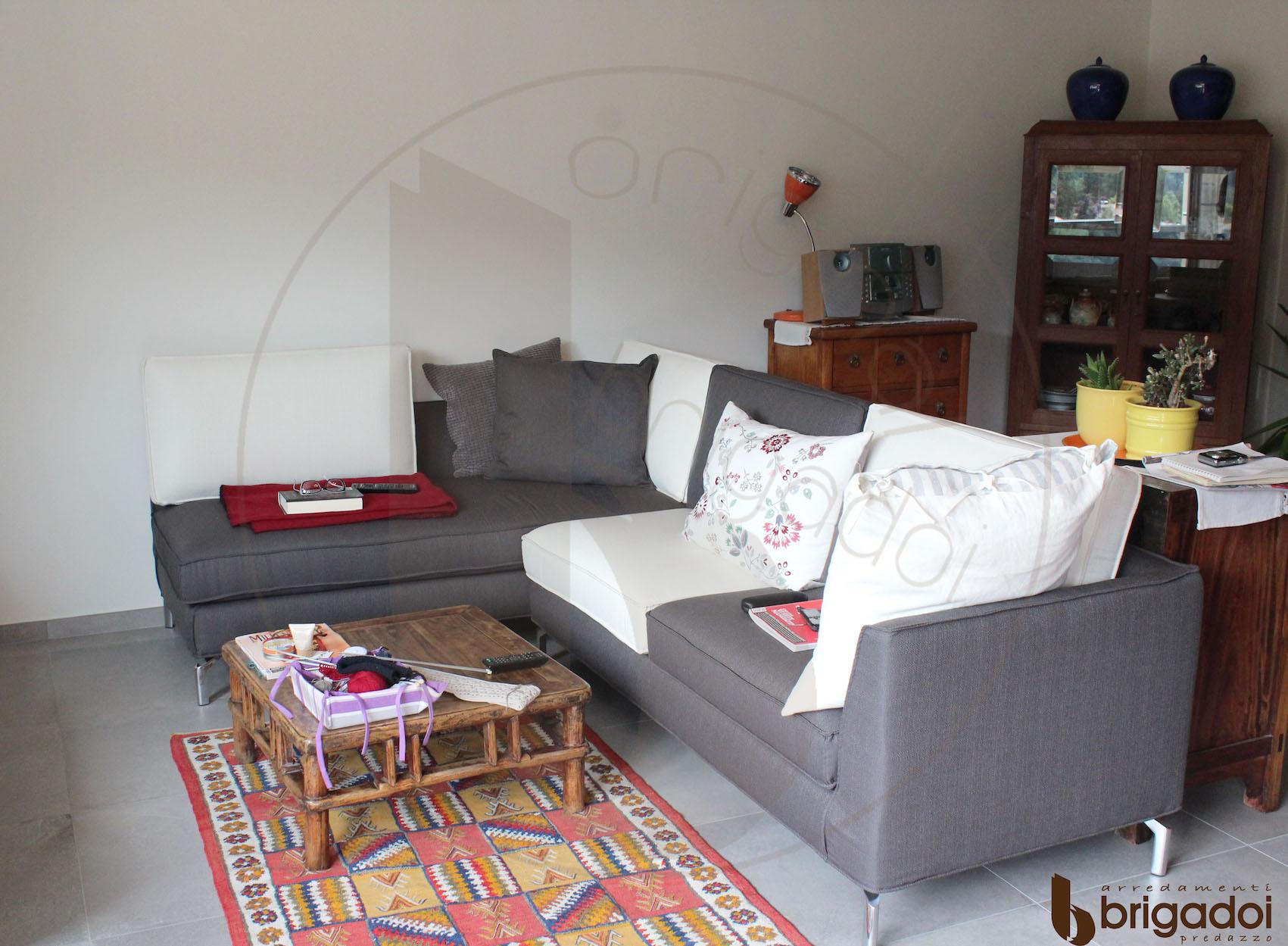 divano arredamenti brigadoi falegnameria val di fiemme trentino