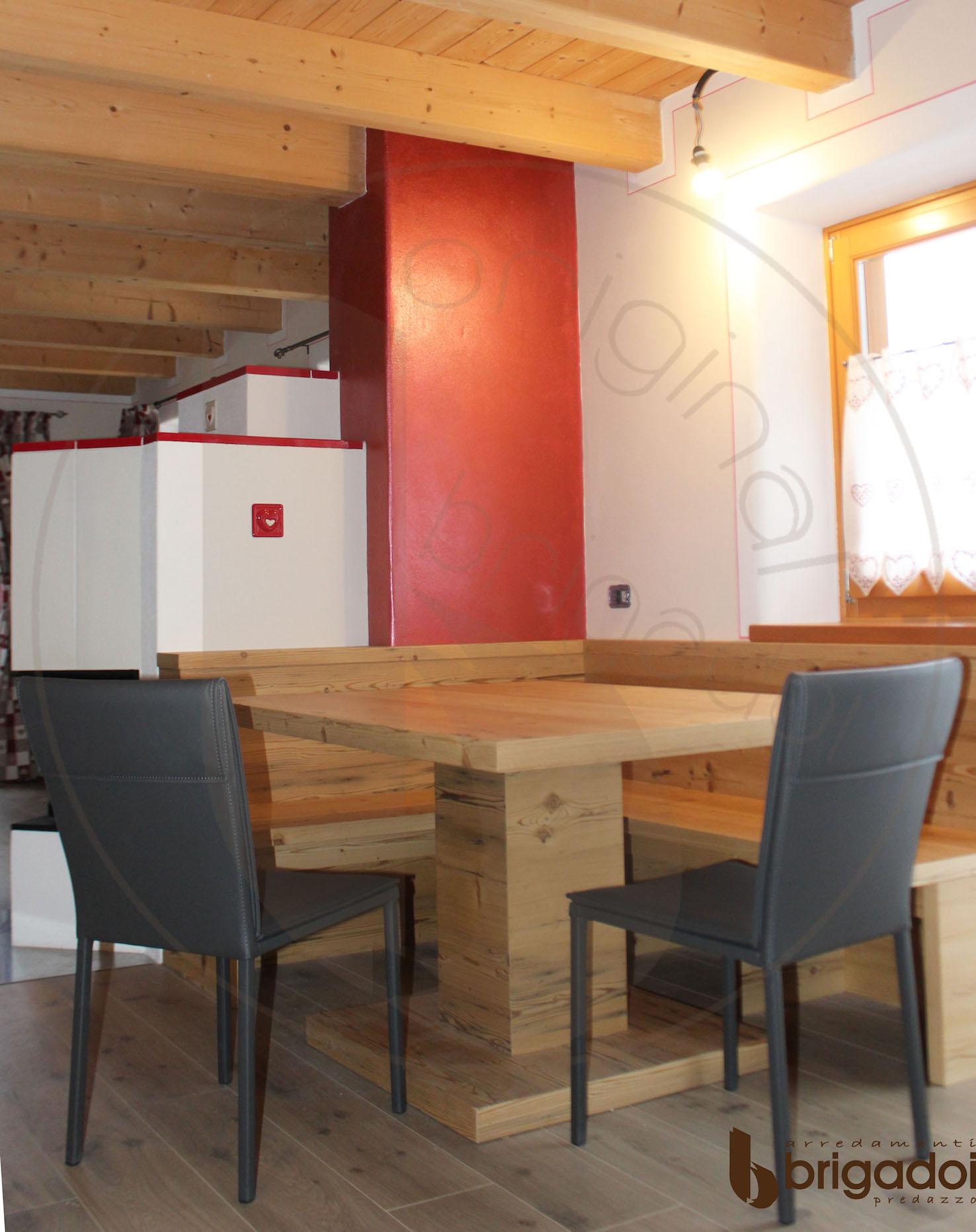 arredamenti casa legno arredamenti falegnameria brigadoi design val di fiemme dolomiti trentino legno