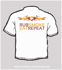 rub - smoke - eat - repeat