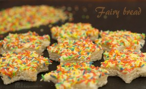 Feenbrot Fairy Bread