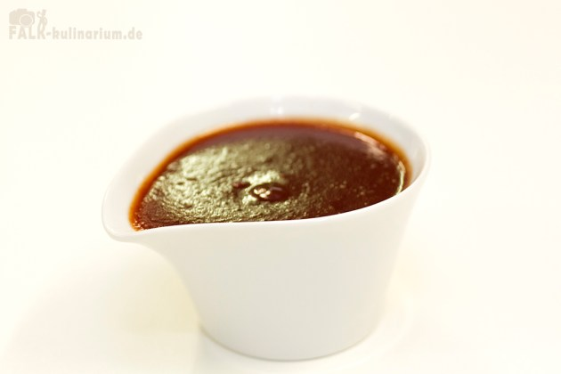 Selbstgemachte Barbecue-Sauce