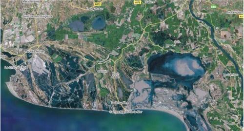 Google earth karta