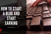 How to start a free blog and earn?