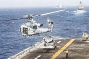 US Marines in the Persian Gulf