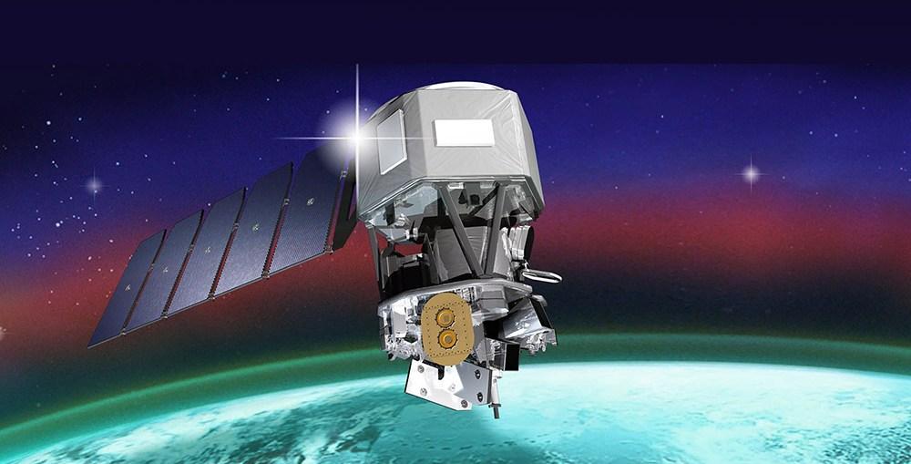 NASA ICON Spacecraft