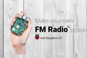 Make your own FM Radio Station using Raspberry Pi
