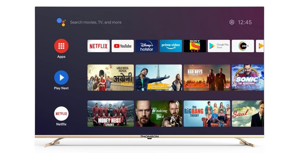 Thompson Path 9A and Path 9R Smart TV series launched in India
