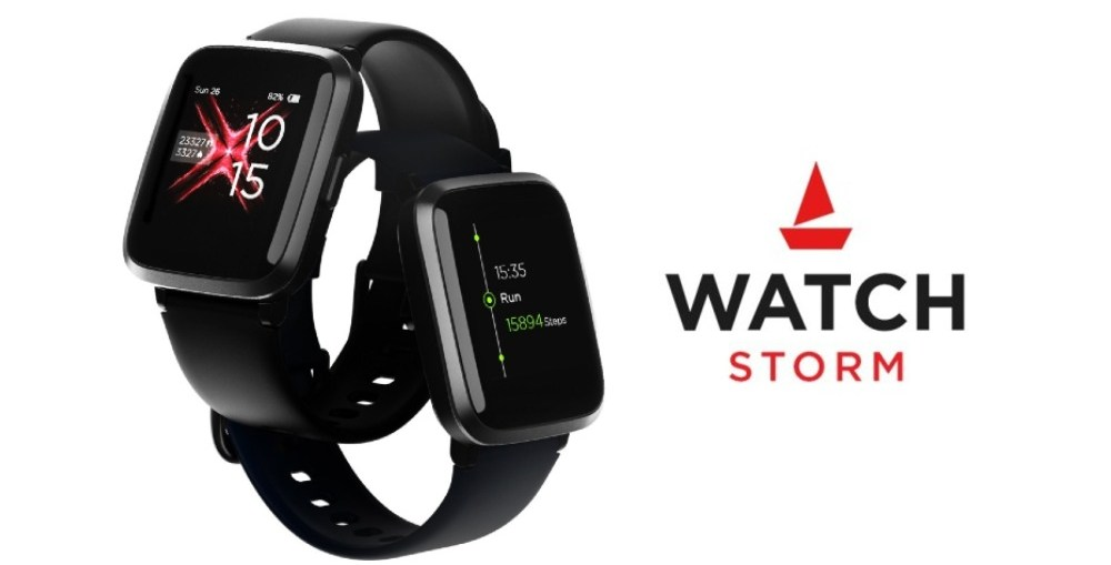 Boat Storm Smartwatch