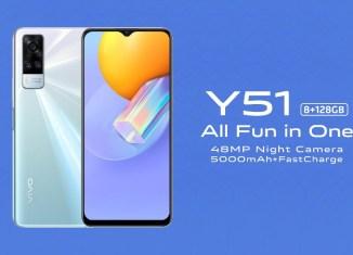 Vivo Y51