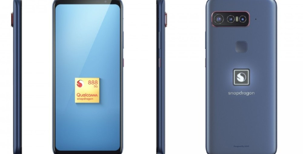 Qualcomm Smartphone for Snapdragon Insiders made by Asus