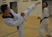 Turning Kick