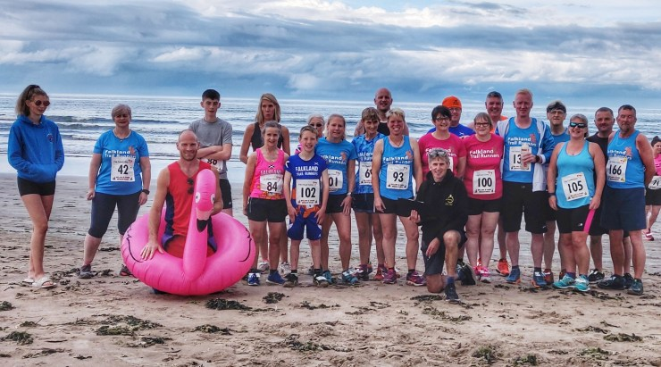 Splash n Dash Beach Race 2019