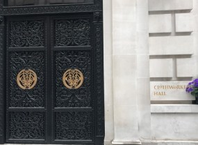 Clothworkers' Hall, supply & fit