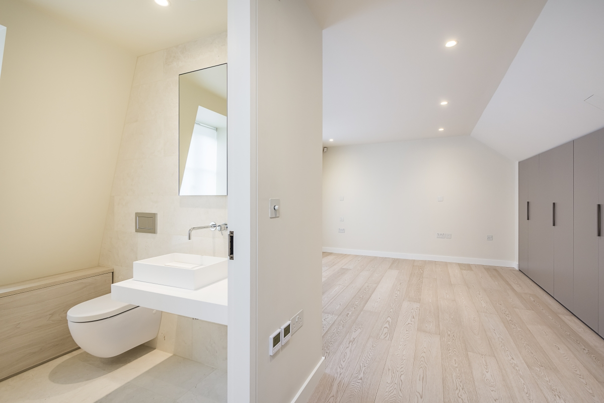 bathroom residential project