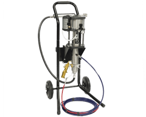 Binks MX 4-32 - Pneumatic Air Assisted Airless Package