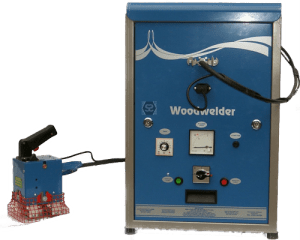 TN4000 PORTABLE RF WOOD WELDER