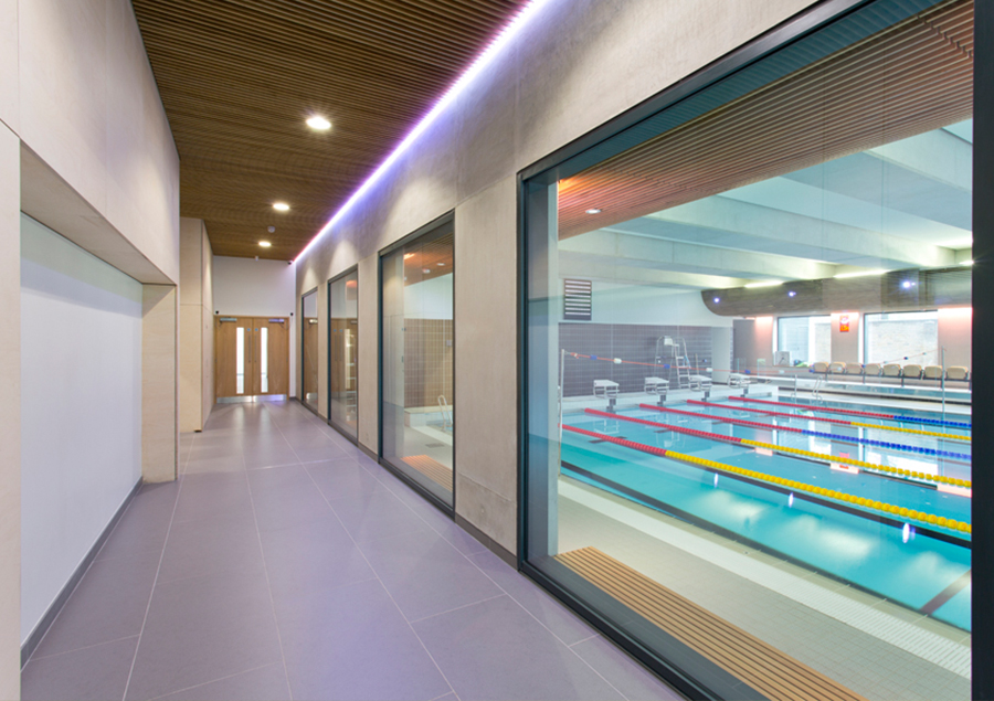 Latymer-School leisure renovation