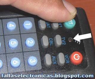como activar control remoto