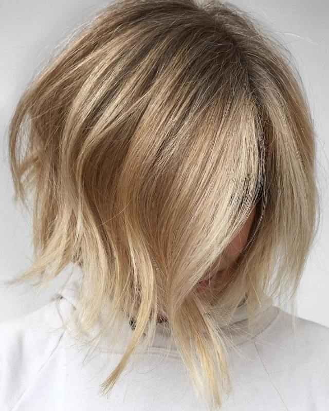 50 messy bob hairstyles for your trendy casual looks - page