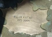 Leaf of Remembrance for Brian Reitan