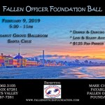 14th Annual Fallen Officer Foundation Ball – SOLD OUT