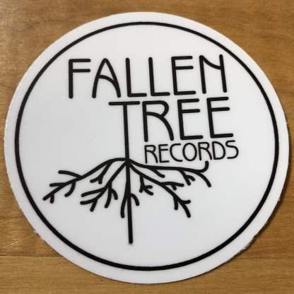 Photo of Fallen Tree Records sticker